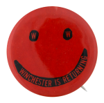 Winchester is Returning Smileys Button Museum