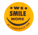 We Smile More at Camelback Inn Smileys Button Museum