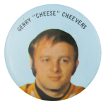 """Gerry """"Cheese"""" Cheevers Sports Button Museum"""
