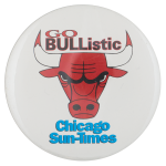 Go Bullistic Chicago Button Museum