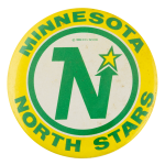 Minnesota North Stars Sports Button Museum