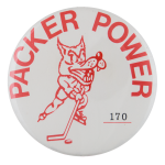 Packer Power Sports Button Museum
