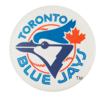 Toronto Blue Jays Sports Button Museum