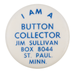 Button Collector Self Referential Button Museum
