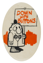 Down With Buttons Self Referential Button Museum