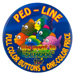 Ped-Line Self Referential Button Museum