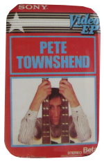 Pete Townshend Music Button Museum