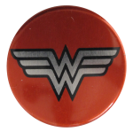 WONDER WOMAN Entertainment Button Museum