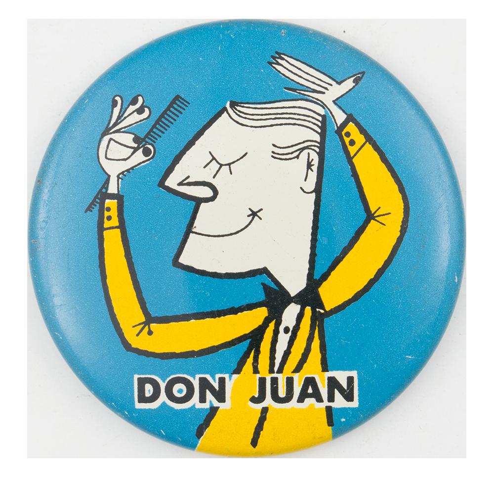 Don Juan Art Button Museum