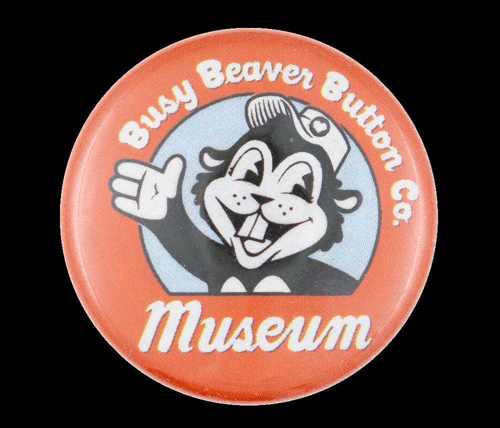 Button Museum Souvenir Beavers Button Museum