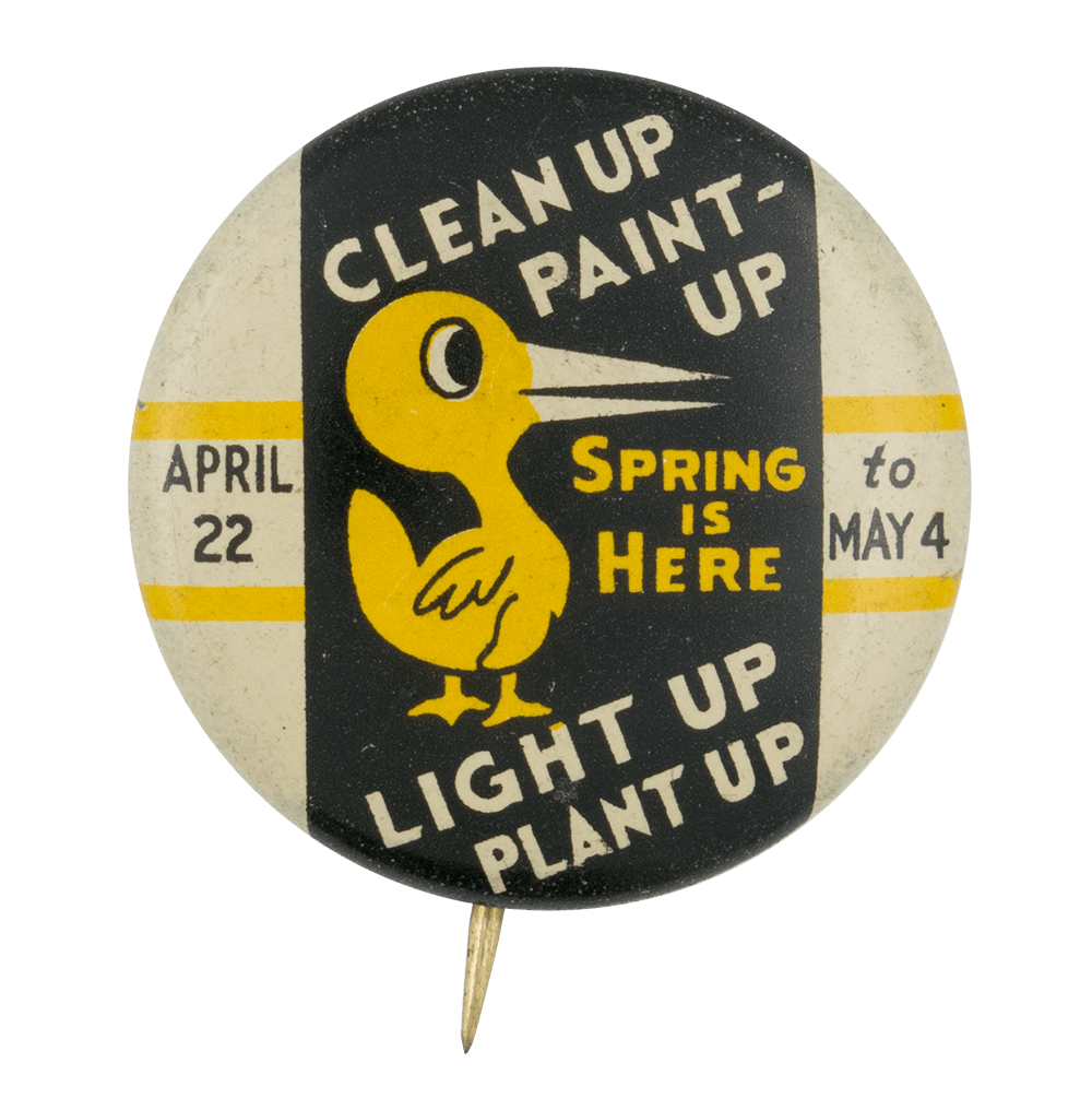 Light Up Plant Up Event Button Museum