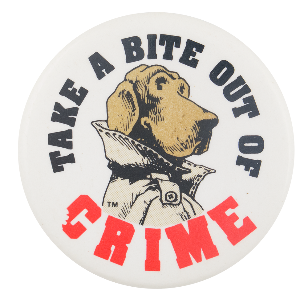 Take A Bite Outta Crime Dog