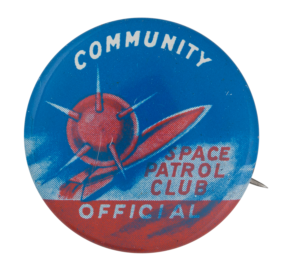 Space Patrol: a selection of sites