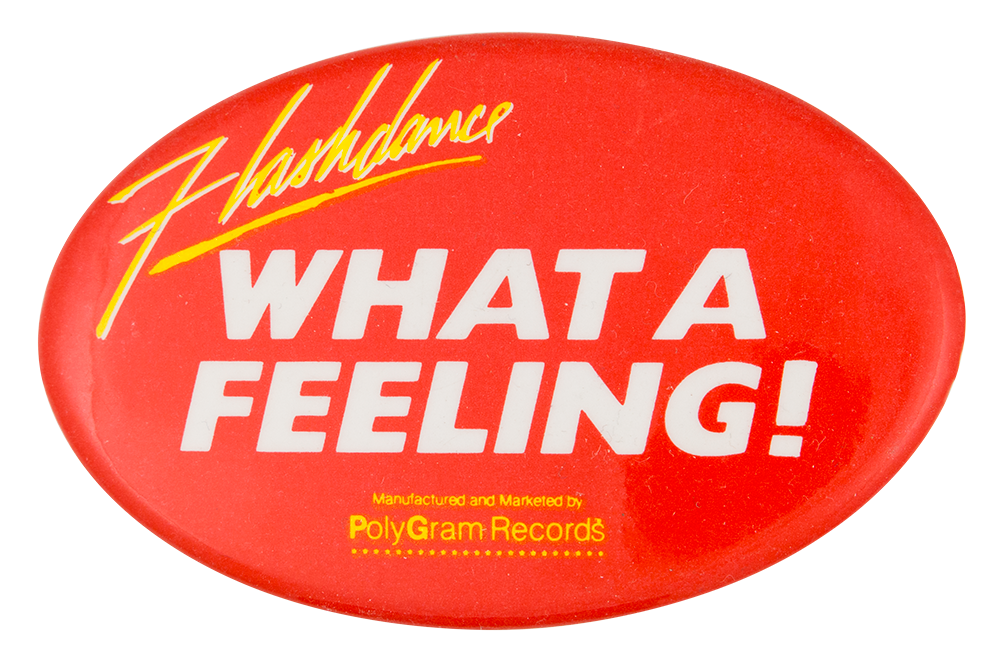 Flashdance Entertainment Busy Beaver Button Museum