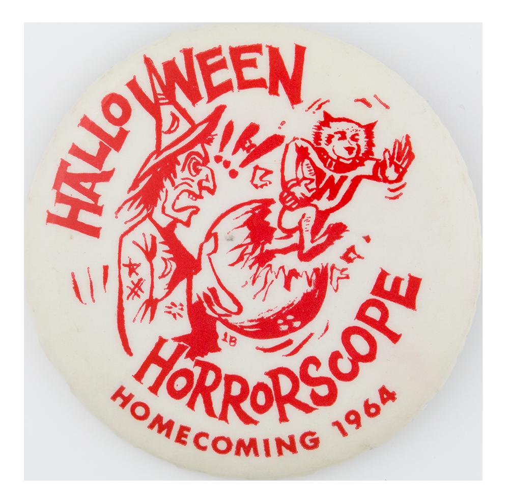 Halloween Horrorscope Homecoming 1964