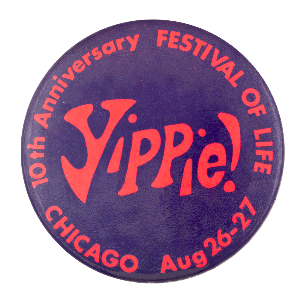 Yippie Chicago Button Museum