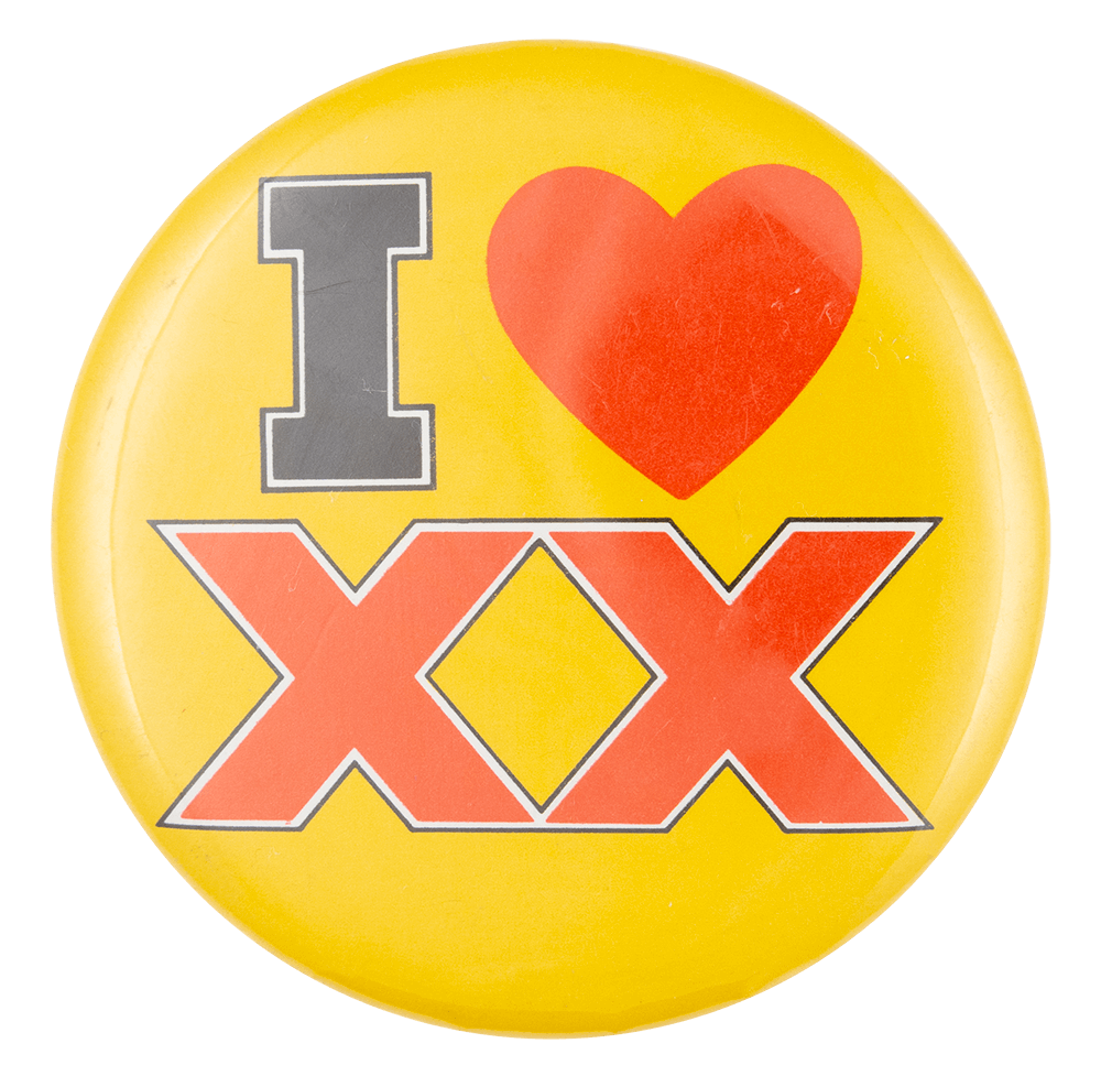 I Love Dos Equis I ♥ Buttons Button Museum