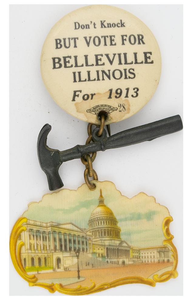 Vote for Belleville Illinois Innovative Button Museum