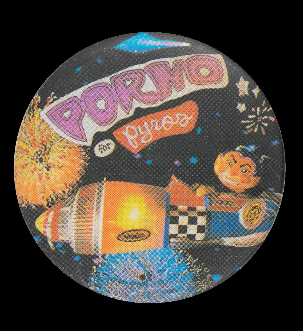 Porno For Pyros Music Button Museum