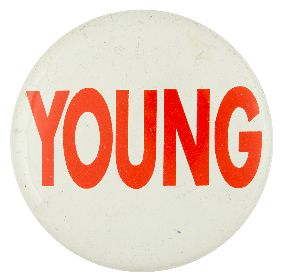 Young Political Button Museum
