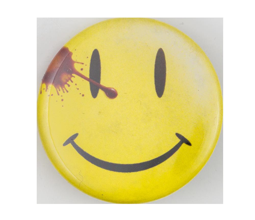 Drip Smiley Smileys Button Museum
