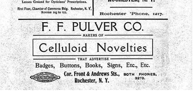 Pulver Advertisement