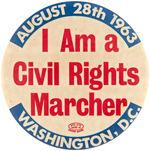 I am a Civil Rights Marcher