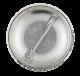 The California Raisins Saxophone button back Advertising Button  Museum