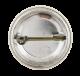 CBS Eye button back Advertising Button Museum