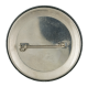Clarion Associates button back Advertising Button Museum
