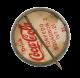 Coca-Cola Torpedo Squadron button back Advertising Button Museum