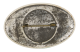 Florsheim Feeture Arch button back Advertising Button Museum