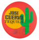 Jose Cuervo Tequila Advertising Button Museum