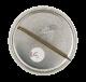 Mr. Zip button back Advertising Button Museum