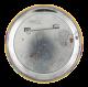 Myer's Rum Original Dark button back Advertising Button Museum
