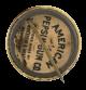 Pepsin Gum Company Scotch Thistle button back Advertising Button Museum
