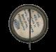 Randolph Cuties button back Advertising Button Museum