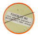 Touchlite Inc button back Advertising Button Museum