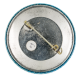 Westfalia Lunen Blue button back Advertising Button Museum