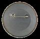 Illustration of a Man button back Art Button Museum