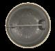 Loom button back Art Button Museum