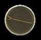 Mambonick button back Art Button Museum