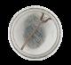 Nathan McKee's Michael Jackson button back Art Button Museum