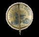 Scotland Flag button back Art Button Museum