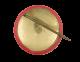 Sombreros button back Art Button Museum