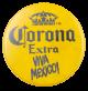 Corona Viva Mexico alt Beer Busy Beaver Button Museum