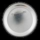 Battleaxe for First Amendment Rights button back Cause Button Museum
