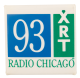93 XRT Square Var 1 Chicago Button Museum