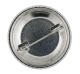 Annex 3 Blues Chicago button back Chicago Button Museum