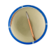 Cub Bleacher Bum button back Chicago Button Museum